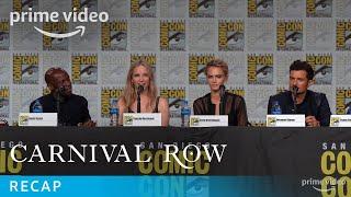 Carnival Row - Exclusive: San Diego Comic-Con Panel Recap | Prime Video