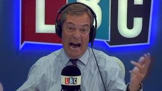 The Nigel Farage Show: What can we do to protect ourselves? Live LBC - 17th August 2017
