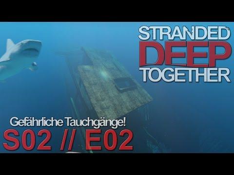 Gefährlicher Tauchgang! | S02//E02 | Gestrandete Deppen [v.0.01.H1]
