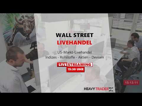 29.05. Wall Street Vorbörse/Handelsrückblick - US Märkte, Aktien, Gold, Devisen und mehr