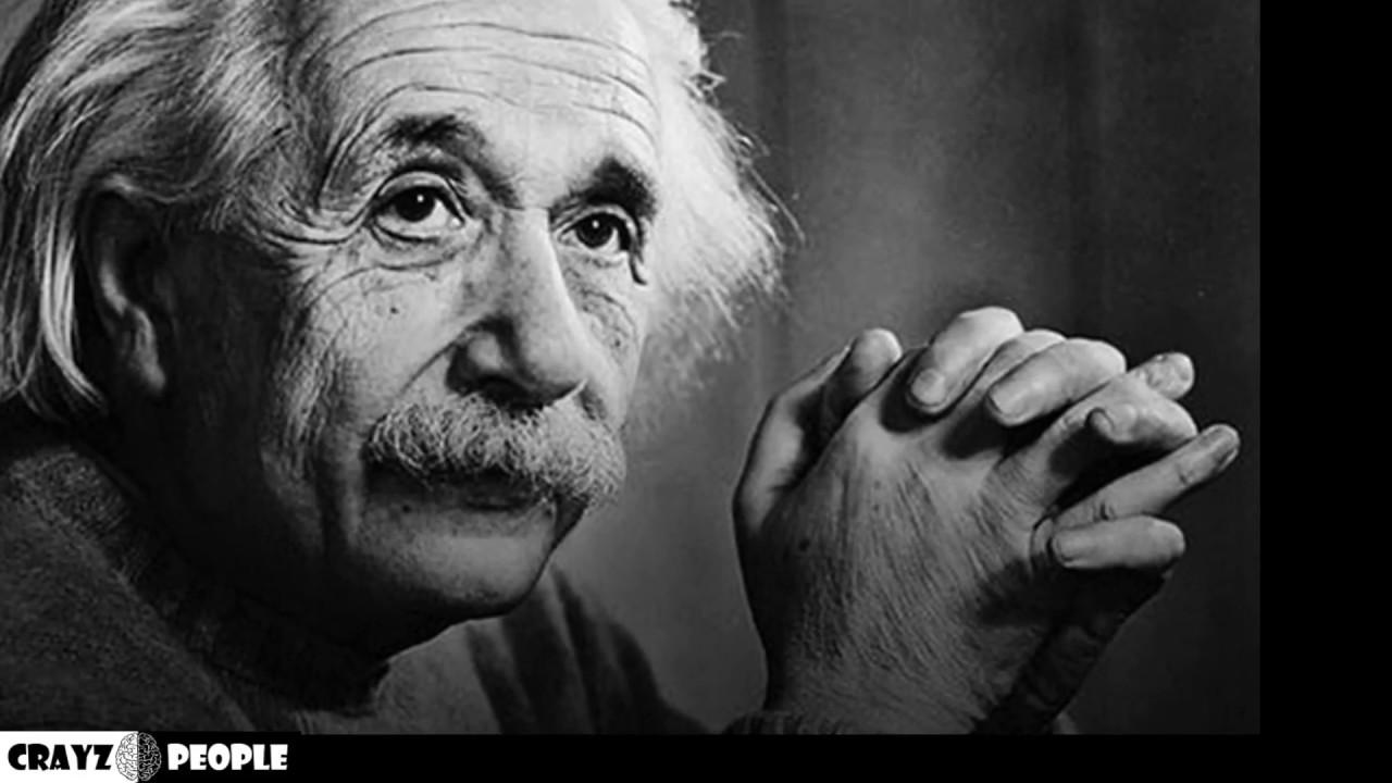 The Best 30 Quotes From Albert Einstein Youtube