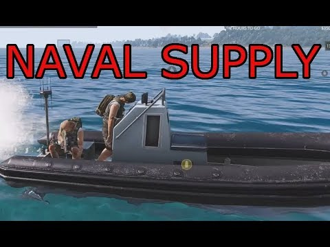 Naval Supply: Arma 3 Zeus Syndikat Campaign Episode 4