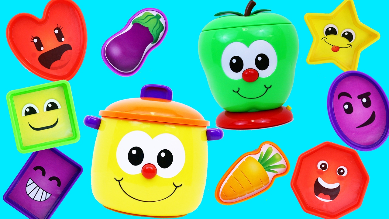 Best Learning Colors Video For Children Kids Learn