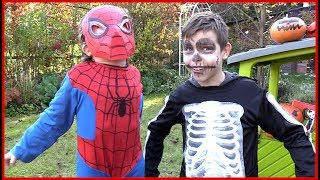Funny Pumpkins for Halloween| Video for kids