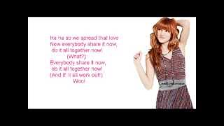 Bella Thorne and Zendaya Coleman - Contagious Love Lyric