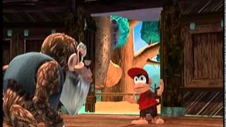Donkey Kong Country Anime FR Saison 2 Episode 2 - La fête des lumières de Kongo Bongo