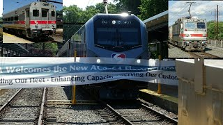 SEPTA SIEMENS ACS-64 901 Entering Service (HD) 7/11/18 thumbnail