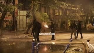 newsbomb.gr:  Πολυτεχνείο: Επεισόδια στο κέντρο της Αθήνας