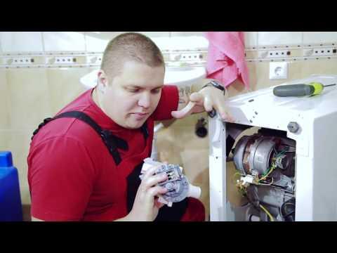 Как переделать стиральную машинку автомат без водопровода видео