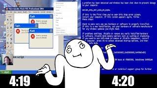 Windows XP Симулятор. Вот это я понимаю Макось сасатб