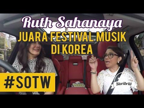 Selebriti On The Way Luna Maya & Ruth Sahanaya #2: Juara Festival Musik Di Eropa