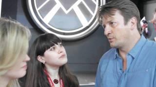 SDCC 2011: The Cast of ABC's 'Castle'