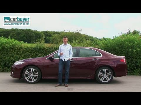 Honda Accord review - CarBuyer