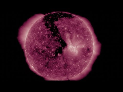 Coronal Hole, Arkstorm, Satellite Risk | S0 News Aug.12.2018