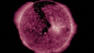 Coronal Hole, Arkstorm, Satellite Risk | S0 News Aug.12.2018