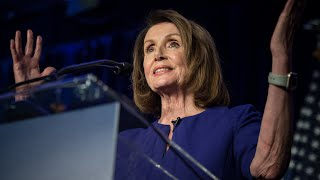 Watch Nancy Pelosi's full speech after Democrats regained control of the House
