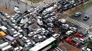 РИМАС любит пробки! - Cities: Skylines