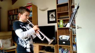 Believe from The Polar Express on trumpet