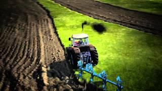 Agrar Simulator 2013 #2 Orka, początki jazdy ciągnikiem, przeszłość