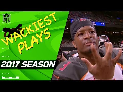 The Weirdest & Wackiest Plays of the 2017 Season! 😂  | NFL Highlights