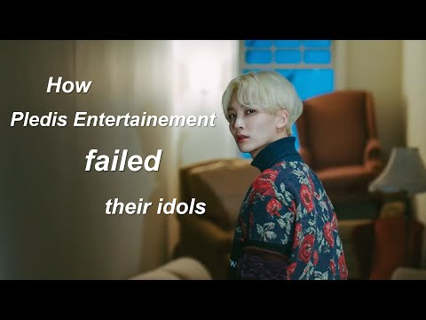 the-worst-entertainment-companies:-pledis-entertainment