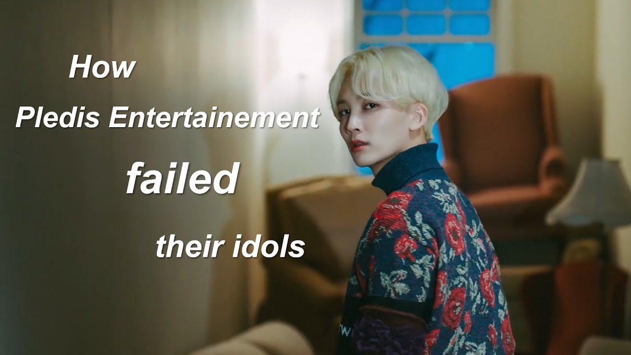 The Worst Entertainment Companies: Pledis Entertainment