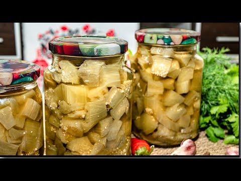БАКЛАЖАНЫ КАК ГРИБЫ без стерилизации! Баклажаны на зиму Ну очень вкусные Мои любимые мамины рецепты!