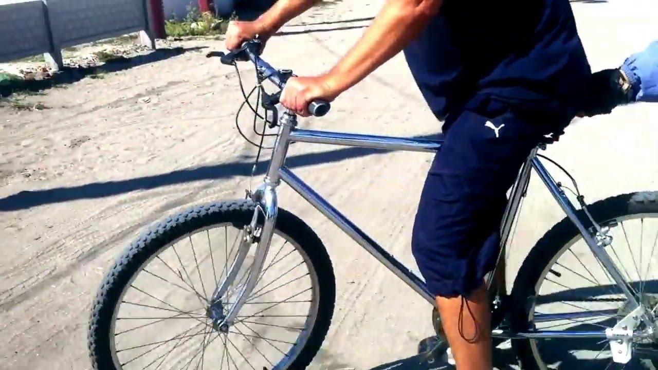 Велосипед после инсульта. Как восстановить навык езды и уверенно держать равновесие
