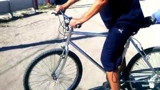 Велосипед после инсульта. Как восстановить навык езды и уверенно держать равновесие(Друзья, хотите добиться значительного прогресса в своем восстановлении - свяжитесь со мной, обязательно..., 2016-04-22T20:08:42.000Z)