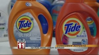 The Best Ranked Laundry Detergent