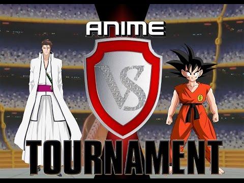 Goku vs Aizen (孫悟空 vs 藍染 惣右介): Anime Tournament [Round 11]