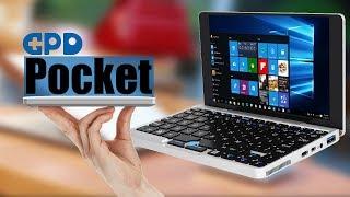 GPD Pocket Unboxing: El Ordenador de Bolsillo!