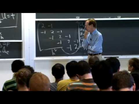 Lec 2 | MIT 18.085 Computational Science and Engineering I, Fall 2008