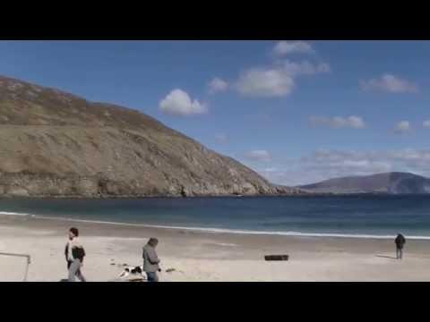 Paddy Lineen: Basking Shark Fishing In Achill