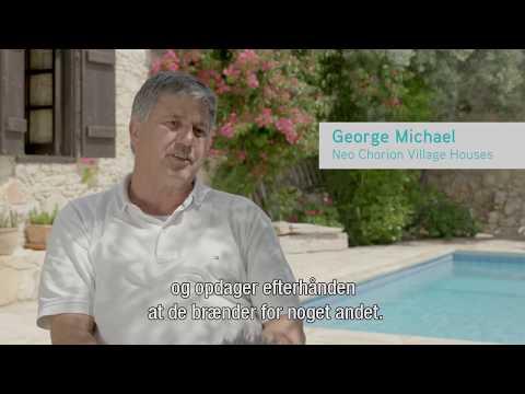 En hilsen fra ejeren: George fra Neo Choirion Village Houses