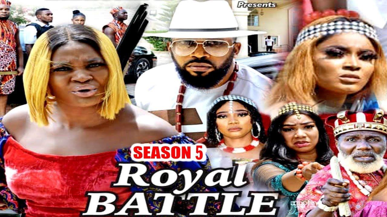 Download ROYAL BATTLE (SEASON 5) {TRENDING NEW MOVIE} - 2021 LATEST NIGERIAN NOLLYWOOD MOVIES