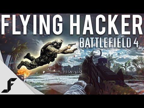 THE FLYING HACKER - Battlefield 4