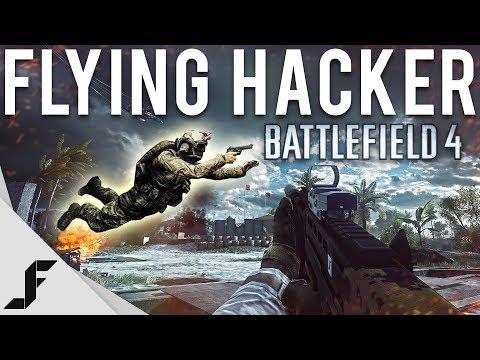 THE FLYING HACKER - Battlefield 4