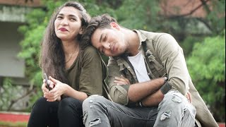 Manish Raj Uncut: Meri GF Banjao Na Prank | Prank On Cute Girls In Mumbai | Prank In India | BRuncut