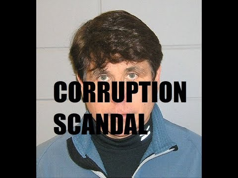 A Brief History of The Rod Blagojevich Corruption Scandal