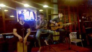 Anh Không Sao Đâu Cover - DangdaBao (At Lina coffee)