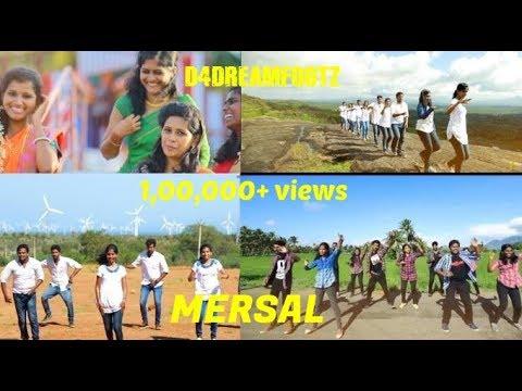 Mersal - Aalaporaan Thamizhan Dance Cover   Vijay    A R Rahman   Atlee   VJ Anjana