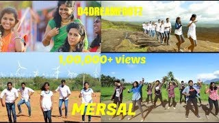 Mersal Aalaporaan Thamizhan   Vijay   A R Rahman   Atlee   VJ Anjana   Dance Cover