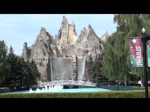 Canada's Wonderland Attraction Park Tour Guide