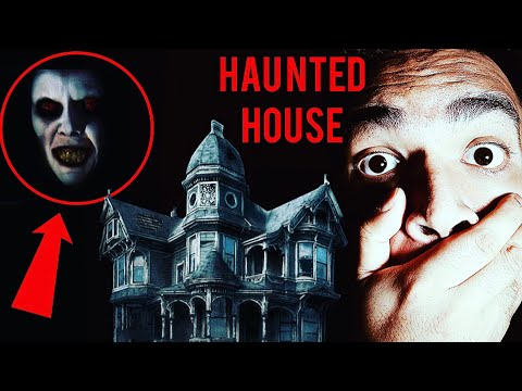Overnight Stay At Haunted House | Ankur Kashyap Vlogs