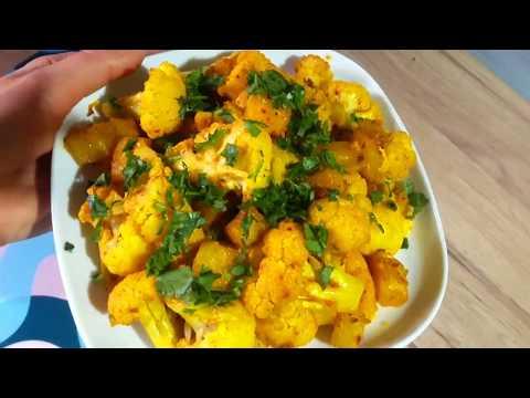 Цветная капуста с картошкой. Как просто и вкусно приготовить цветную капусту / Cauliflower Recipe