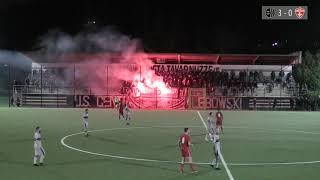Promozione Girone C C.S.Lebowsi-Urbino Taccola 3-0