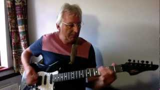 Wipe Out guitar lesson