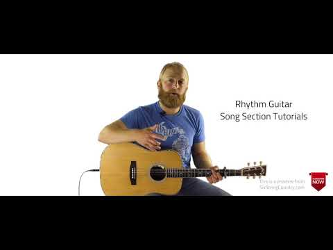 The Long Way Guitar Lesson - Brett Eldredge