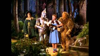 Bert Larh Ray Bolger Jack Haley & Judy Garland -  If I Only Had The Nerve